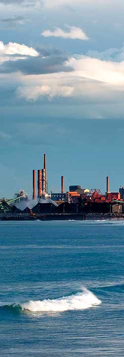 BlueScope Steel Port Kembla Steelworks